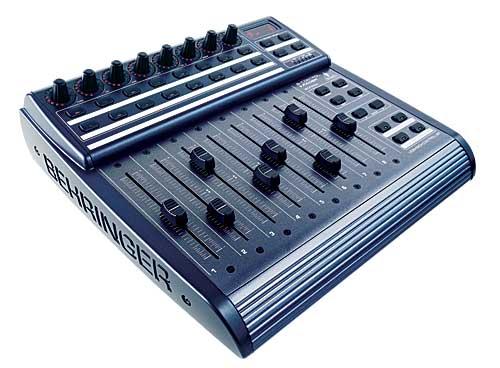 [TERMURAH] MIDI Controller BEHRINGER UMX250, UMA25s, BCRotary2000, BCFader2000, BCN44