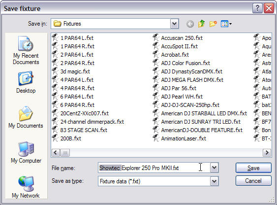pdf creator not saving file